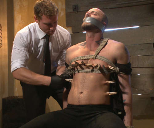 muscle gay bondage 1