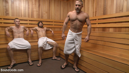 sauna gay bdsm 1